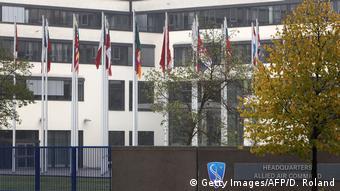 Deutschland Ramstein Nato Hauptquartier (Getty Images/AFP/D. Roland)