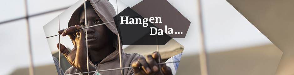 DW The Migration Dilemma Themen-Header Hausa