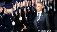 Deutschland USA Besuch Präsident Barack Obama in Berlin, Abschied