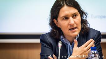 The European Parliament's Turkey Rapporteur Kati Piri