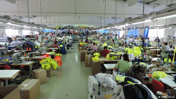Radnici u jednoj od bh. fabrika koja 95% proizvoda plasira na inostrano tržište