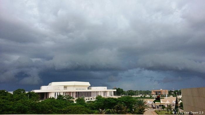 L'Assemblée nationale à N'Djamena