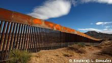 Grenzzaun Mexiko USA