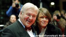 Deustchland Frank-Walter Steinmeier mit Frau Elke Büdenbender