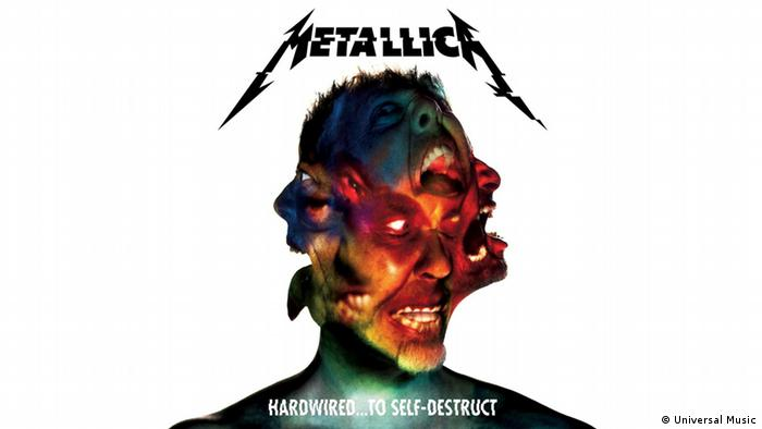 Capa de Hardwired... To Self-Destruct