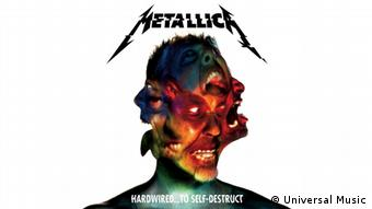 Metallica album cover (Universal Music)