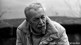 Regisseur Frantisek Vlácil des tschechischen Films Marketa Lazarová