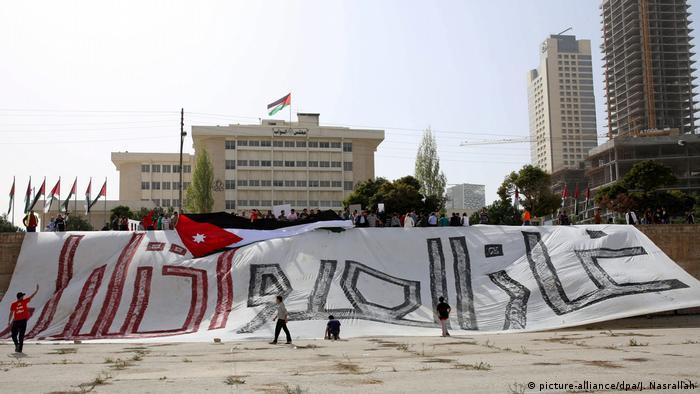 قرابة نصف سكان الأردن من أصول فلسطينية ويرفض أي تقارب مع إسرائيل