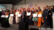 COP22 Konferenz in Marrakesh (c) DW/L. Osborne