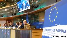 Boris Nemtsov Forum in Brüssel