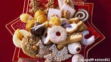 +++ Bildergalerie Das erwartet uns im Dezember +++ Selection of various Christmas Cookies