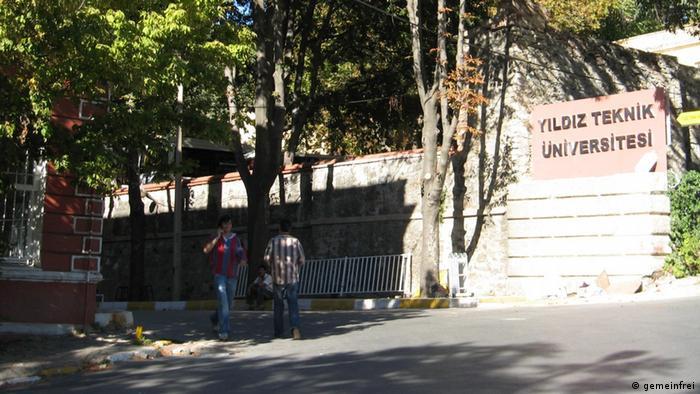 Türkei Yıldız Technische Universität in Istanbul (gemeinfrei)