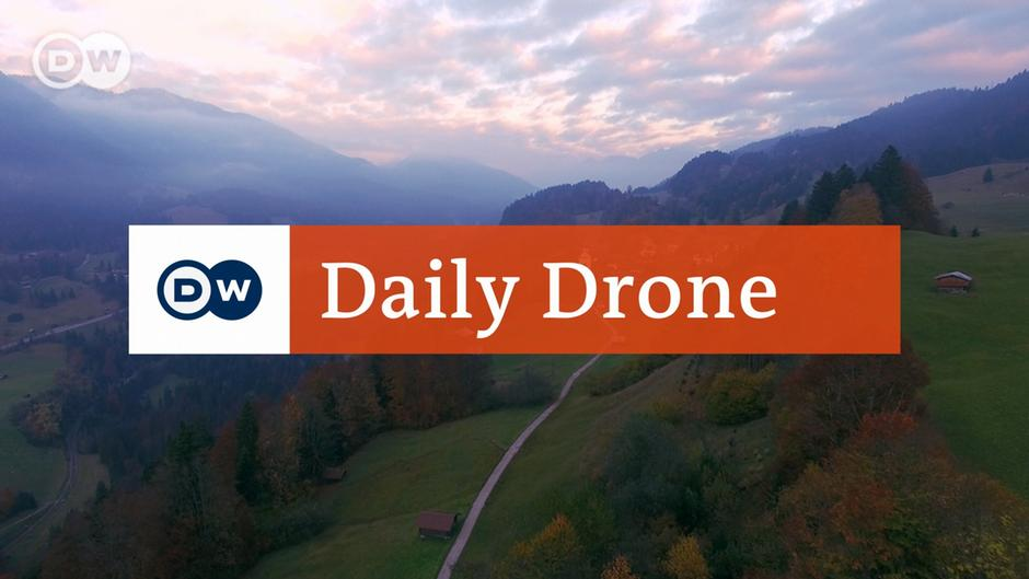 #DailyDrone: Wamberg, Garmisch-Partenkirchen - Deutsche Welle