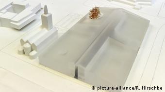 Deutschland Entwürfen zum Museum der Moderne von Herzog & de Meuron