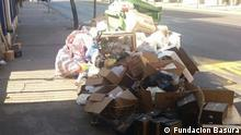 Abfall und Recycling in Chile