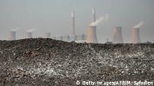 Südafrika Kohlekraftwerk