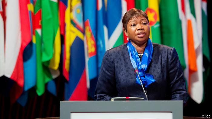 Fatou Bensouda Chefanklägerin am ICC