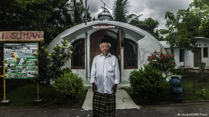 Indonesien Moschee in Ngelepen (imago/ZUMA Press)