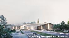 Stiftung Preussischer Kulturbesitz 01- Preis 1 Aussenperspektive