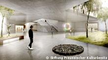 Stiftung Preussischer Kulturbesitz 24-Anerkennung Staab Innenperspektive