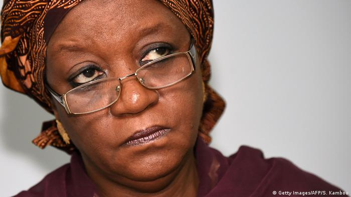 Zainab Hawa Bangura (Getty Images/AFP/S. Kambou)