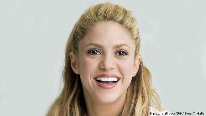 Shakira (picture alliance/ZUMA Press/A. Gallo)