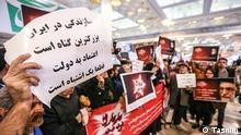 Iran KW46 Protest