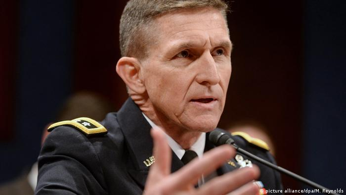 USA General Michael Flynn