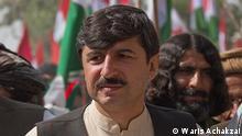 Pakistan Usman Khan Kaka Politiker PMAP Partei