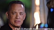 Tom Hanks (picture alliance/M. Degl' Innocenti/ANSA/dpa)