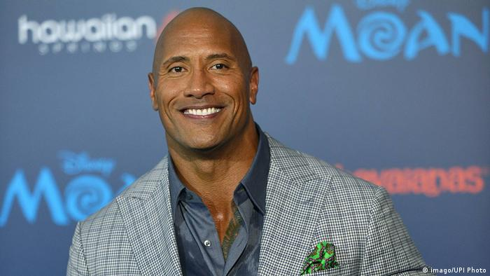 Dwayne Johnson (imago/UPI Photo)