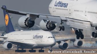 Aeroporto é a grande pedra no caminho ecológico de Frankfurt