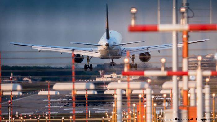 To fly or not to fly? The environmental cost of air travel