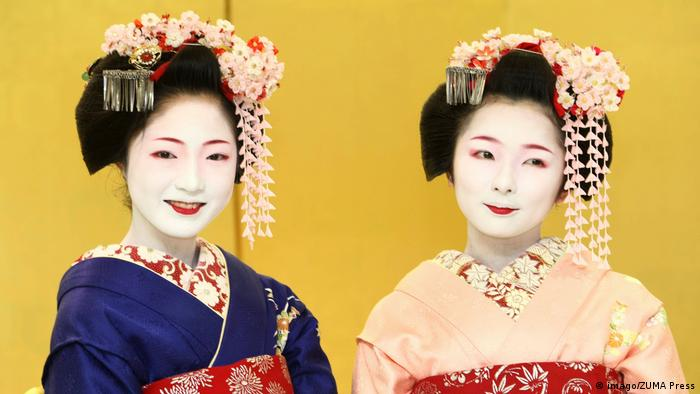 Japan's geishas (imago/ZUMA Press)