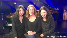 Sarah Willis mit Katia and Marielle Labèque beim Beethovenfest Bonn 2016. Foto. J.Gröllmann/ DW