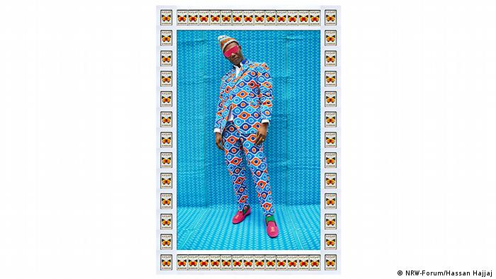 Exhibition 'Bling, Bling Baby' at the NRW-Forum in Dusseldorf (NRW-Forum/Hassan Hajjaj)