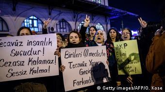 Türkei Gesetzentwurf sieht Heirat sexueller Straftäter mit Opfern vor