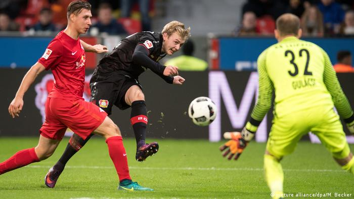Bundesliga Leverkusen gegen Leipzig