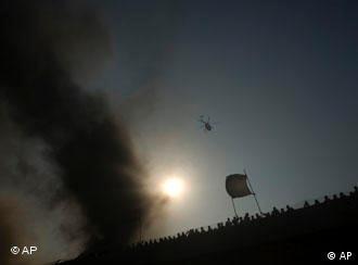 墨西哥2008年也曾发生监狱暴动(资料照片)