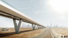 Hyperloop One Projekt