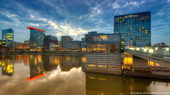 Deutschland Düsseldorf