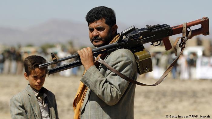 Jemen Waffenruhe (Getty Images/AFP/M. Huwais)