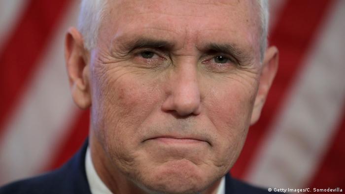 USA | Mike Pence bei Musical Hamilton ausgebuht
