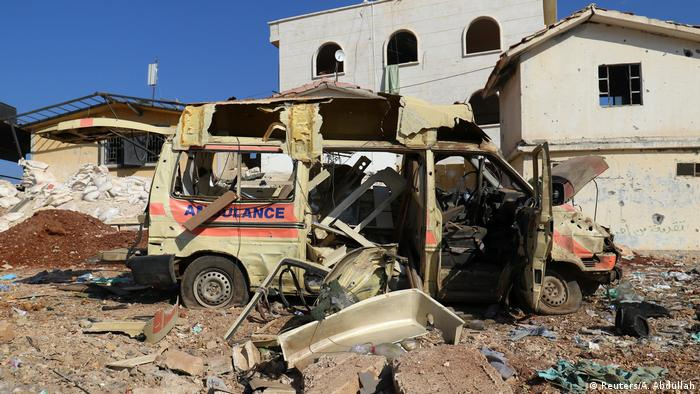 شرق حلب بلا مستشفيات كبرى وواشنطن تطالب بوقف فوري للهجمات