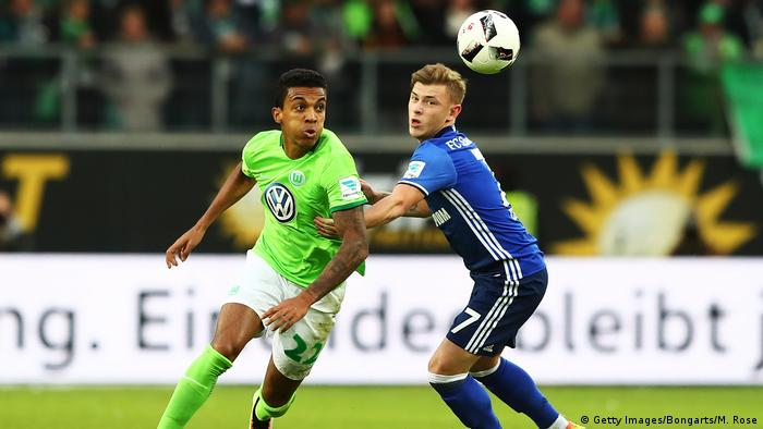 Bundesliga | VfL Wolfsburg - FC Schalke 04 (Getty Images/Bongarts/M. Rose)