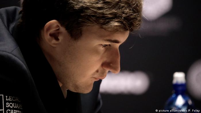 Sergej Karjakin (Foto: picture alliance/dpa /P. Foley)
