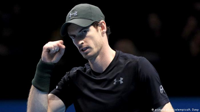Tennis | Barclays ATP World Tour Finals | Murray - Raonic (picture-alliance/empics/A. Davy)