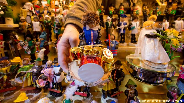 Deutschland Christkindlesmarkt Nürnberg 2015 (picture alliance/dpa/D. Karmann)