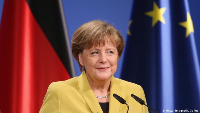 Deustchland Angela Merkel