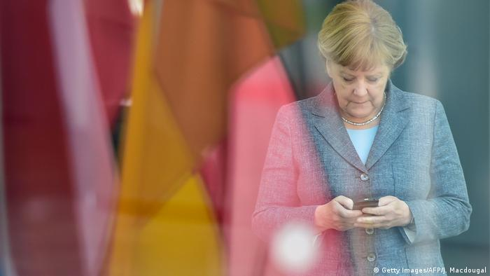 Deutschland Angela Merkel (Getty Images/AFP/J. Macdougal)